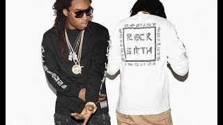 Migos x Lil Durk x Rich Homie Quan Type Beat - ''Lonely At The Top''   (Prod. By @1YungMurk)