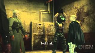 getlinkyoutube.com-Metal Gear Solid 3 HD - Torture Cinematic - Gameplay