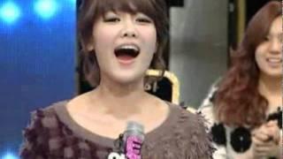 getlinkyoutube.com-SNSD Sooyoung Yuri  Individual Talents