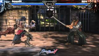 Grand Final OmegaDR vs Akire - $10k SoulCalibur V World Tournament
