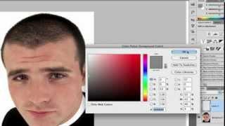 getlinkyoutube.com-Photoshop: وضع لحيه باستخدام الفوتوشوب