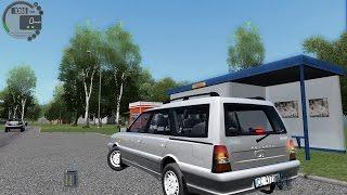 getlinkyoutube.com-City Car Driving 1.5.2 Daewoo FSO Polonez [G27]