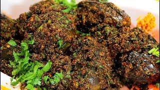 getlinkyoutube.com-Baigan Masala Recipe   बैगन मसाला   Easy Cook with Food Junction