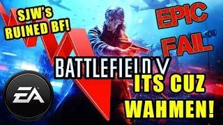 EA's Battlefield V Pre-Orders