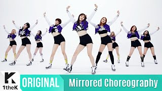 getlinkyoutube.com-[Mirrored] TWICE _ CHEER UP Choreography_1theK Dance Cover Contest