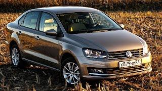getlinkyoutube.com-Изменения и косяки Фольксваген Поло Седан 2015! Тест драйв нового Volkswagen Polo Sedan