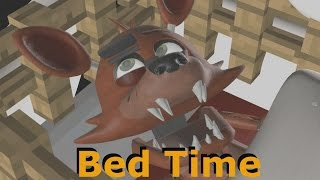 getlinkyoutube.com-[FNAF SFM] Five Nights at Freddy's: Baby Foxy Bed Time