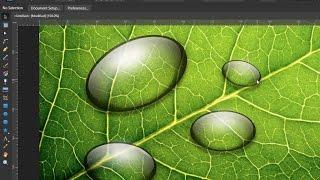 getlinkyoutube.com-Create realistic Water drop in Affinity Designer