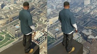 getlinkyoutube.com-Grand Theft Auto V | PS3 VS PS4 | Comparativa