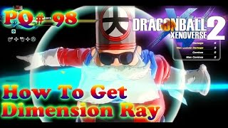 getlinkyoutube.com-Dragon Ball Xenoverse 2: How To Get Dimension Ray (PQ# 98)
