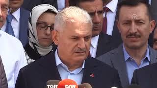 Başbakan Yıldırım: Almanya'dan FETÖ mensuplarını iade etmesini istiyoruz