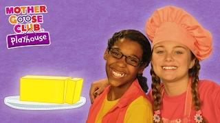 getlinkyoutube.com-Bad News Baker | Betty's Butter | Mother Goose Club Playhouse Kids Video