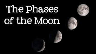 getlinkyoutube.com-Phases of the Moon: Astronomy and Space for Kids - FreeSchool