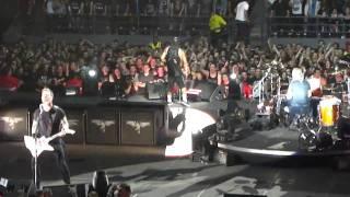 Metallica - The Shortest Straw (live)