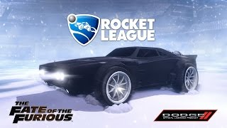 Rocket League - The Fate of the Furious Trailer