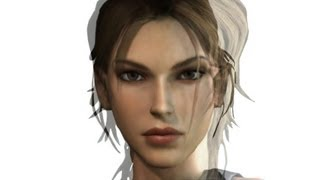 "getlinkyoutube.com-Face Morph of  Lara Croft ""Tomb Raider (Video Game)"" [1996 - 2013]"