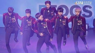 getlinkyoutube.com-[스타영상] VIXX 수험생들을 매료시킨 존잘남들의 '퐌타스틱4 콘서트' 공연