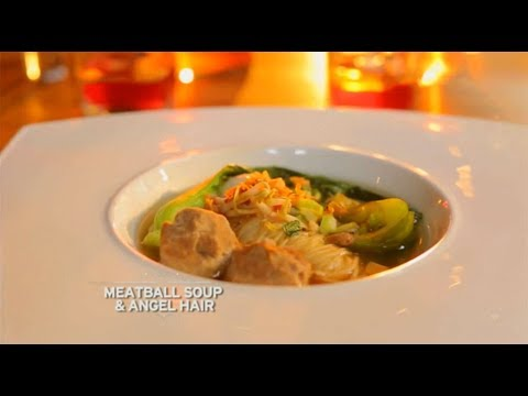 Chef's Table - Aura Kasih, Danang & Darto - Meatball Soup & Angel Hair