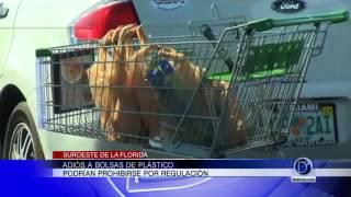 Adiós a las bolsas de plástico en el Suroeste de Florida