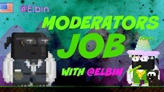 getlinkyoutube.com-GrowTopia - Moderators job ft. @Elbin