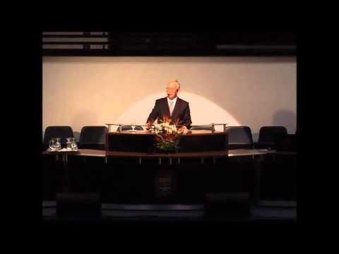 O Arrebatamento da Igreja - I Congresso Escatológico de Barueri