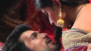 getlinkyoutube.com-Shivanya and Ritik's AWKWARD ROMANCE  | From the sets of Naagin