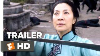 getlinkyoutube.com-Crouching Tiger, Hidden Dragon: Sword of Destiny Official Trailer #1 (2016) - Action Movie HD