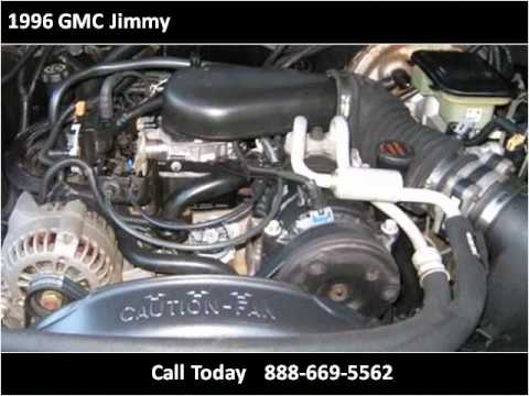 1996 gmc jimmy used 1996 gmc jimmy for Husson motors salem nh