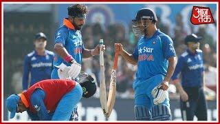 Khabare Superfast: India vs England 2nd ODI In Cuttack