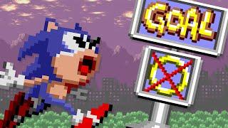 getlinkyoutube.com-Sonic the Hedgehog: Minimum Rings Challenge