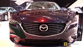 getlinkyoutube.com-2016 Mazda 6 SkyActive - Exterior and Interior Walkaround - 2015 Montreal Auto Show