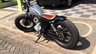 getlinkyoutube.com-Best Bobber Yamaha Scorpio 2011