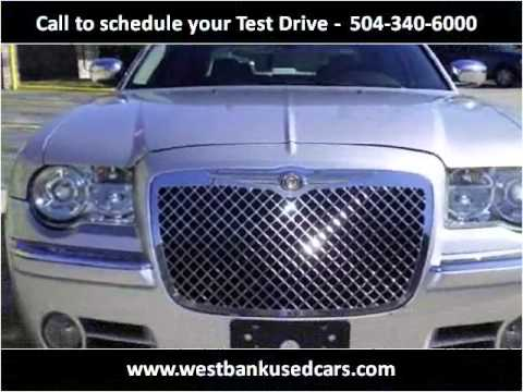 2006 Chrysler 300 Used Cars Marrero, New Orleans LA