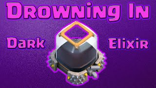 getlinkyoutube.com-Clash of Clans | The Best Place To Farm Dark Elixir