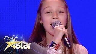 "getlinkyoutube.com-Francesca Nicolescu - Céline Dion - ""My Heart Will Go On"" - Next Star"