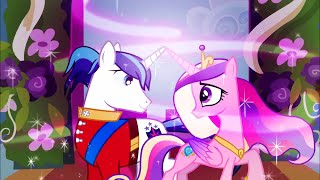 getlinkyoutube.com-Cadance & Shining Armor Banish The Changelings - My Little Pony: Friendship Is Magic - Season 2