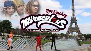 "getlinkyoutube.com-MIRACULOUS ""Live Cosplay"" - Ep01 - Volpina"