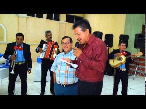 CORRIDO DE ROLANDO BARRIENTOS EN VIVO / CANTANTE WALTER VILLATORO