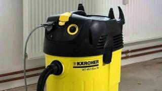 getlinkyoutube.com-KARCHER+NT+35.1+Vacuum+Cleaner.flv
