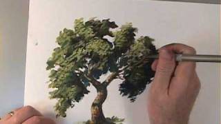 getlinkyoutube.com-How to Paint Trees *preview*