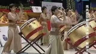 麻坡关圣宫南狮王 the king of lion dance @ kun seng keng part 1 of 2