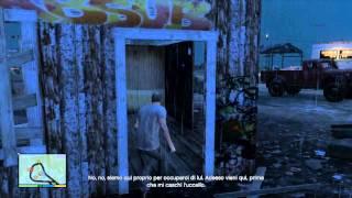 getlinkyoutube.com-GTA V - 012 - Fantasmi del Passato - Gameplay ITA