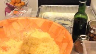 getlinkyoutube.com-La recette de kalbelouze algérien à bas algérien à