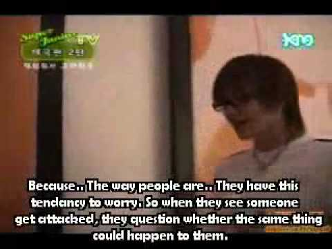 super junior waking up part 1 [eng sub]