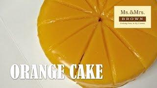getlinkyoutube.com-เค้กส้ม สาธิตการทำอย่างละเอียด (สูตรแม่สลิ่ม)