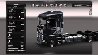getlinkyoutube.com-Renault Magnum Mega Mod - ETS2 Mod
