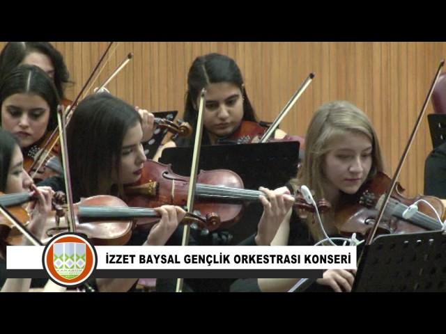 İzzet Baysal Gençlik Orkestrası Konseri