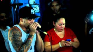 CORY GUNZ LIVE PERFORMANCE AT ELEGANT HOODNESS BK