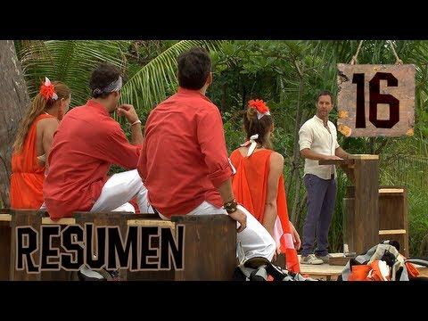 Resumen Capítulo 16 - La Isla: El Reality 2013