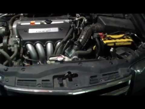 Где датчик уровня топлива в Хонда Эдикс